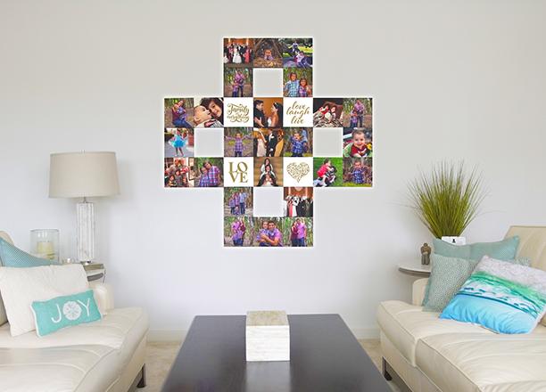 Photo Wall Art – Snaptiles